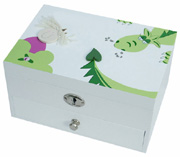 Princess and Dragon Girls Jewellery box (BJ01)