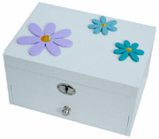 Daisy Girls Jewellery box (BJ03)