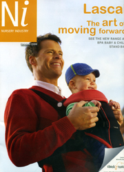 Nursery Industry magazine cover