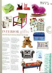 INTERIOR gifts, p73