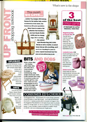3 of the best Girly Gifts - Freya Design trinket boxes, p21