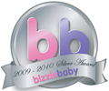 Silver award winner in the Christening and Gift Category