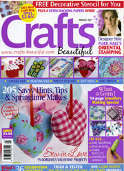 Crafts Beautiful, cover